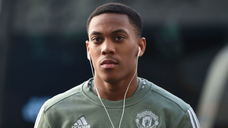 Serie A Giants Plotting Anthony Martial Move Amid Frustrated Man Utd Ace's Lack of Starts