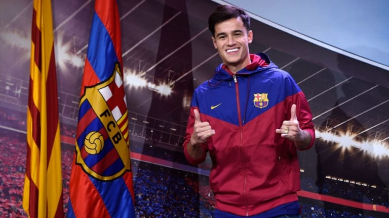 Liverpool & Barcelona Reach Agreement Over Sale of Future Players as Part of Philippe Coutinho Deal