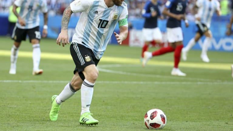 UNA BELLEZA | Los nuevos botines que usará Lionel Messi