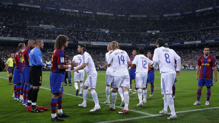 REVELADO   El ex del Real Madrid que cree que se le debe hacer pasillo al Barça