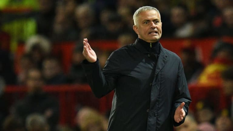 FA to Investigate Jose Mourinho's Touchline Comments After Man Utd's 3-2 Newcastle Win