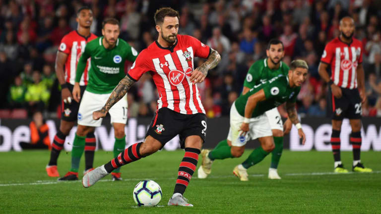 Danny Ings Aiming for England Call-Up After Strong Start to Life at Southampton