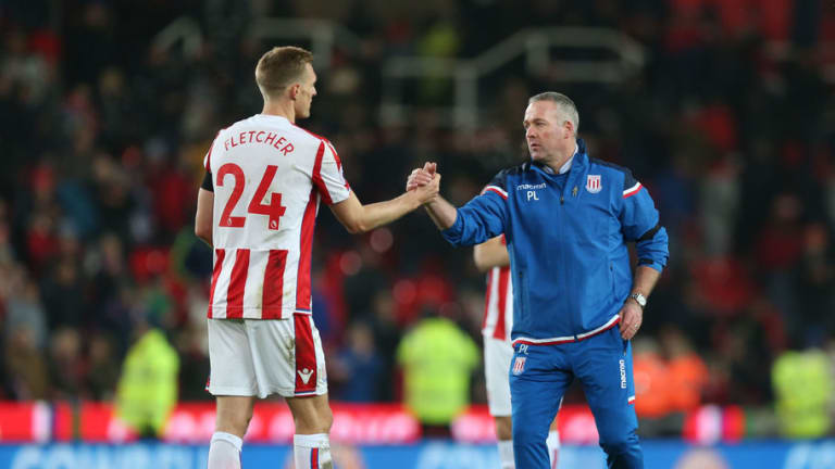 Stoke Boss Paul Lambert Claims He'll 'Take the Point' After Scrappy Potters Draw Against Watford