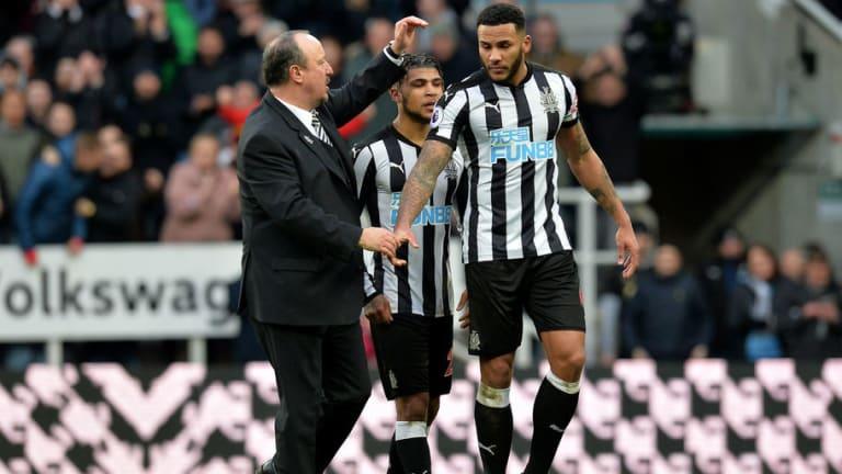 Newcastle Captain Takes Swipe at Man Utd's Desire Following Morale Boosting Win