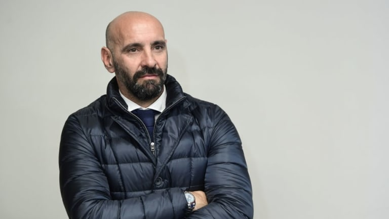 AS Roma Sporting Director Monchi Considering Move Barcelona After Blaugrana Interest