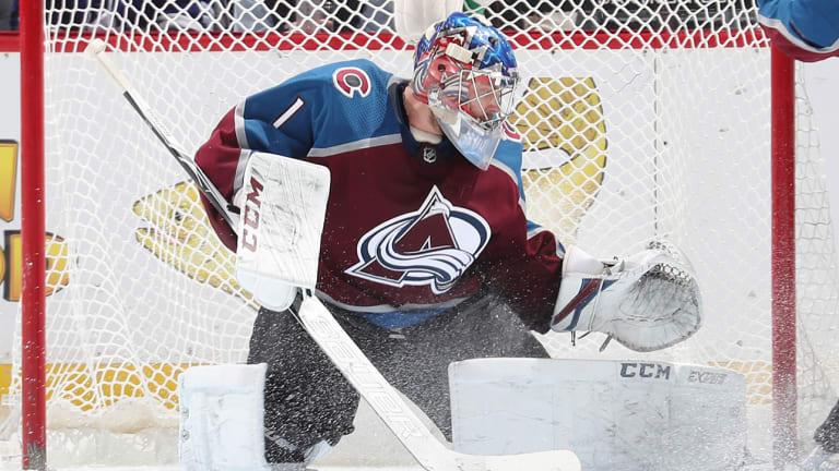 Avs Goalie Semyon Varlamov Out for Rest of Regular Season