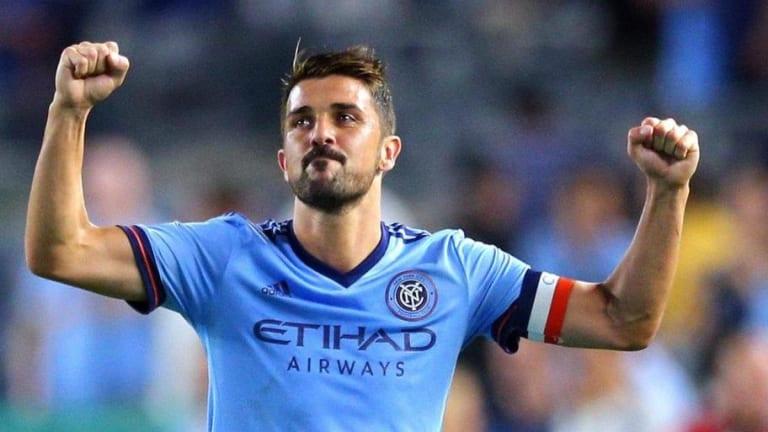 IMPERDIBLE: David Villa llegó a 400 goles en su carrera | Aquí los tantos por equipo