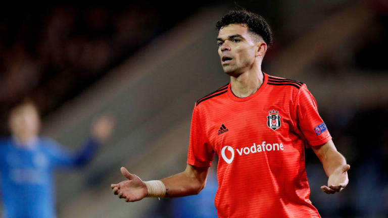 Southampton Could Line Up Surprise January Move for Ex-Real Madrid Defender Pepe