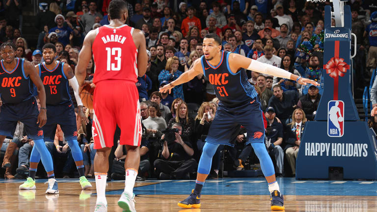 Breakaway: How Does an NBA Team Replace the Irreplaceable?