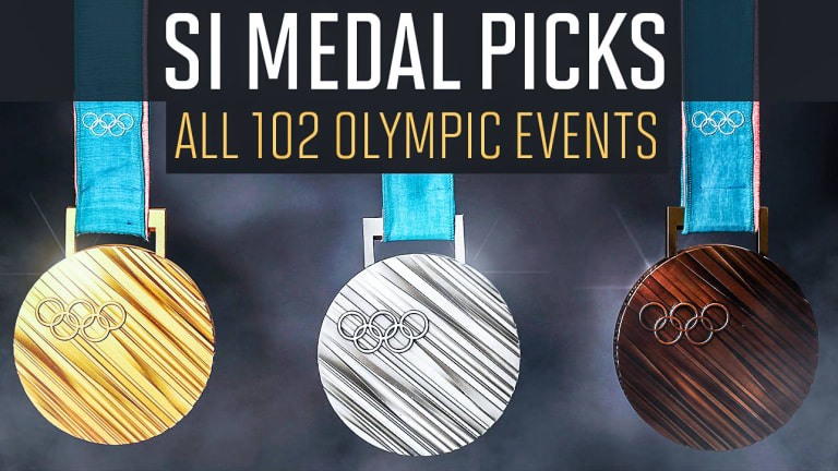 2018 Olympic Medal Picks: Predicting the Podium For All 102 Events
