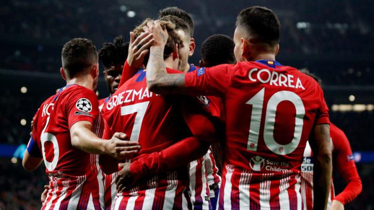 Atletico Madrid 2-0 AS Monaco: Report, Ratings & Reaction as Los Rojiblancos Clinch Last 16 Place