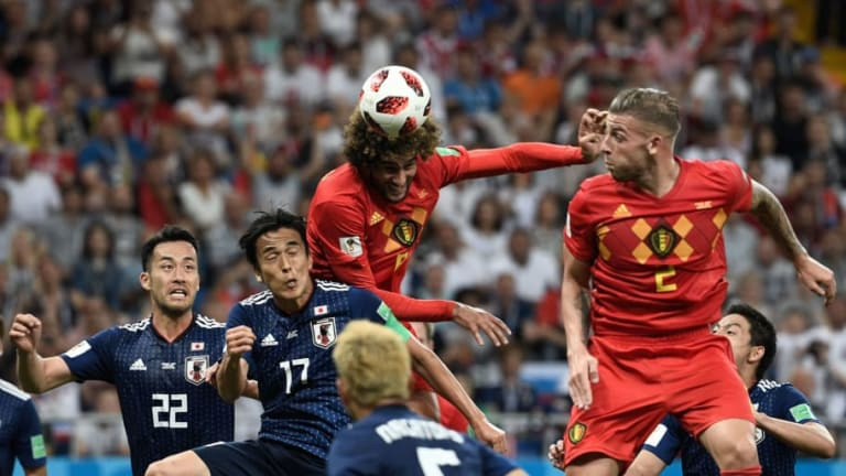 Mad, Mad, Mad: Twitter Melts Down as Belgium and Japan Give Us a World Cup Classic