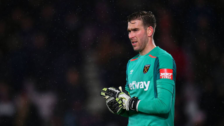 West Ham Goalkeeper Adrian Ready to Sign Contract Extension After Regaining First Team Spot