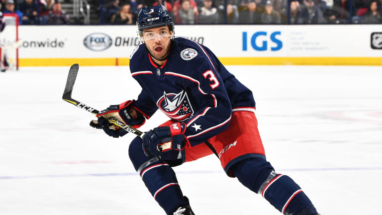 Seth Jones Is Looking for a Playoff Series Win, a Game Against His Brother and Bigger Celebrations