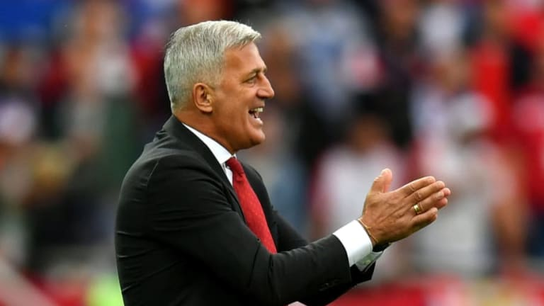 Switzerland Boss Vladimir Petkovic Praises 'Mental Toughness' After Late Serbia Victory
