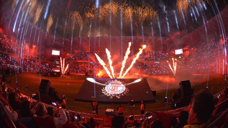 BUENAS NOTICIAS   Nominan al estadio de Toluca como uno de los mejores del mundo