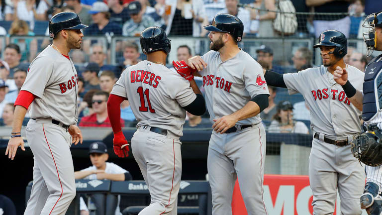 Chris Sale Too Much for Yankees Again, Rafael Devers' Slam Powers Red Sox