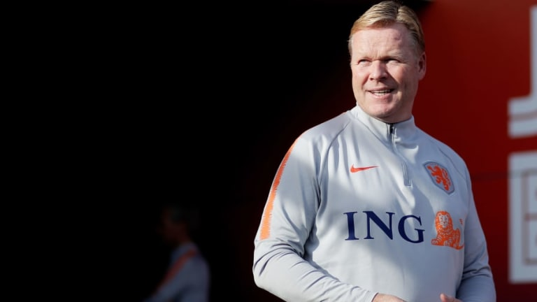 Netherlands Manager Ronald Koeman Criticises Liverpool Star After String of Recent Mistakes