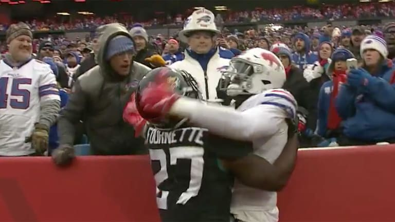 The Brawl in Buffalo: Sometimes 'Being a Man' Means Punching Someone Who Is Wearing a Helmet