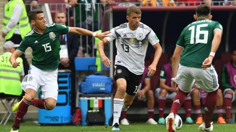 ALERTA ROJA | Moreno y Herrera se podrían perder los octavos de final del Mundial d Rusia 2018