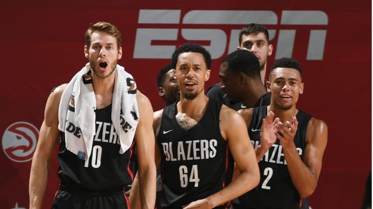 Trail Blazers Exact Summer League Revenge over Lakers in Las Vegas Championship