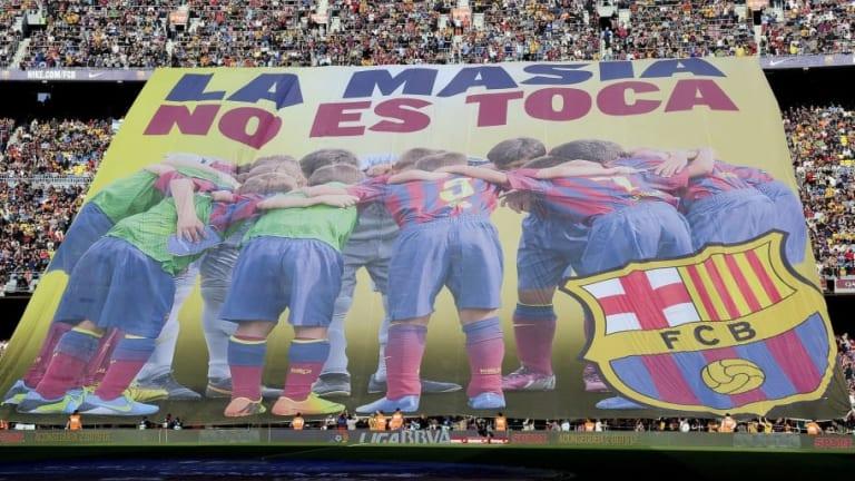 Una de las perlas del filial del Barça se iría traspasado a otro equipo de La Liga