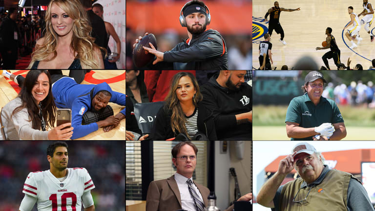 Traina Thoughts: Most Absurd Sports Stories, Burning Hot Takes, Memorable Social Media Moments of 2018