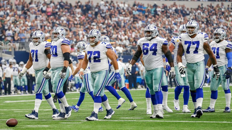 The Top 10 Offensive Linemen in Football