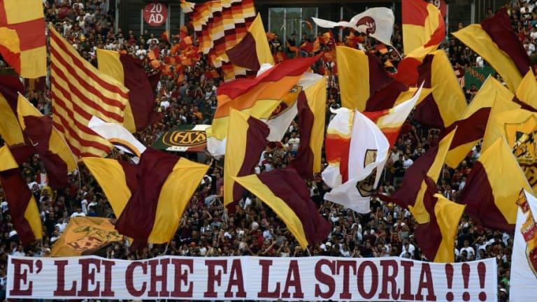 Liverpool Fans Upset Over Roma's Chant During Champions Leauge Tie vs Plzen