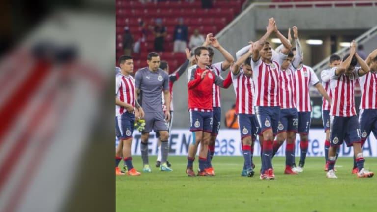 ELEGANTE | Se filtran imágenes de la nueva camiseta de Chivas para el Apertura 2018