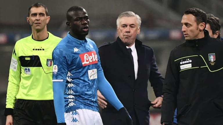 Inter Issue Statement Against Racism in Response to Alleged Abuse of Napoli Star Kalidou Koulibaly