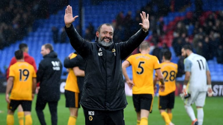 Wolves Boss Nuno Espirito Santo Named Premier League Manager of the Month After Fine September
