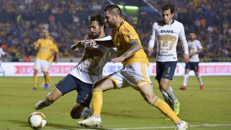 DUELAZO | El 1X1 de los jugadores en el triunfo de Tigres ante Pumas