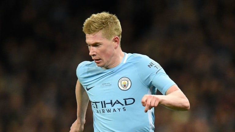 Mendy Provides Hilarious Twitter Reaction to Kevin De Bruyne Masterclass Against Leicester