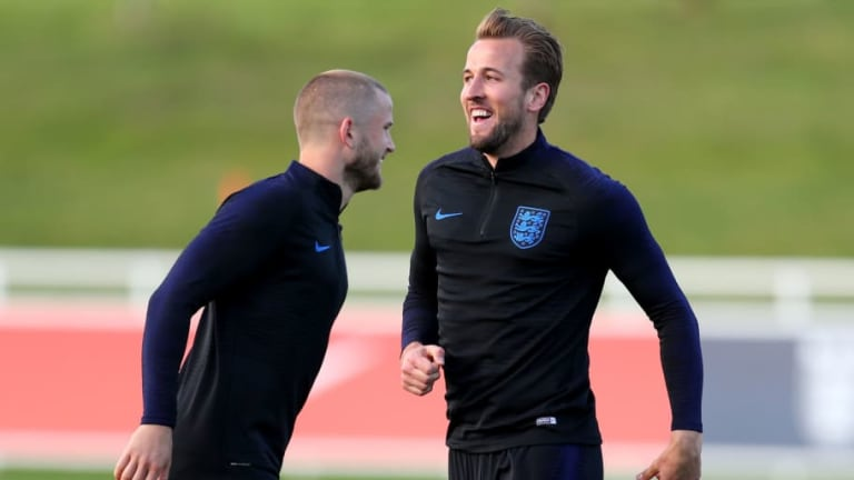 Harry Kane Desperate to Start Nations League Games Despite Being Pulled From England Training
