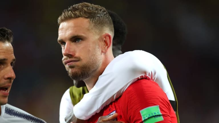 Jordan Henderson Insists He Will Volunteer to Take Another England Penalty Despite Shoutout Miss
