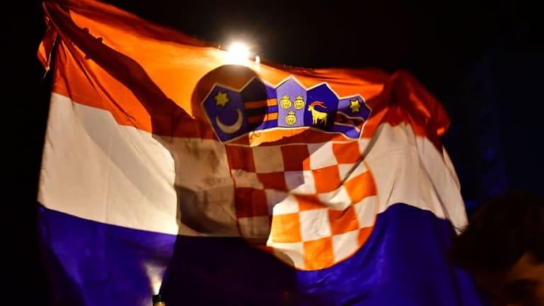 El vídeo de los bomberos croatas en penalti de Rakitic contra Rusia que se ha vuelto viral