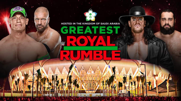 WWE Greatest Royal Rumble: Start Time, Match Card, Run Time and More