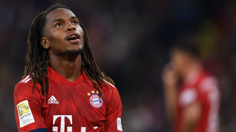 Renato Sanches Back to Full Confidence After Making First Bundesliga Start in 18 Months