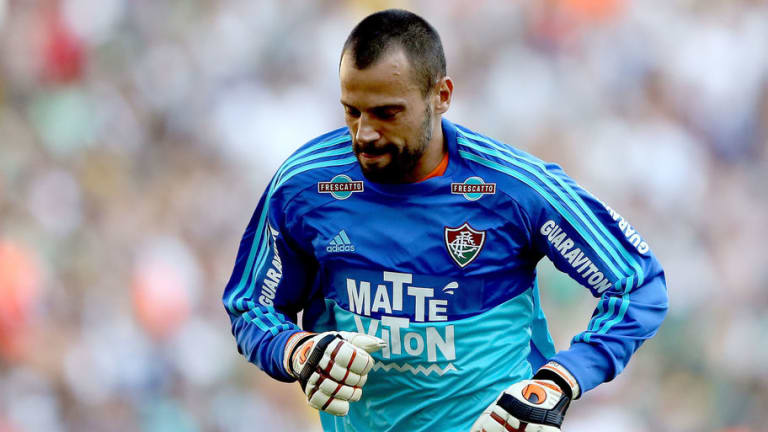 Crystal Palace Complete Free Agent Signing of Ex-Liverpool Goalkeeper Diego Cavalieri