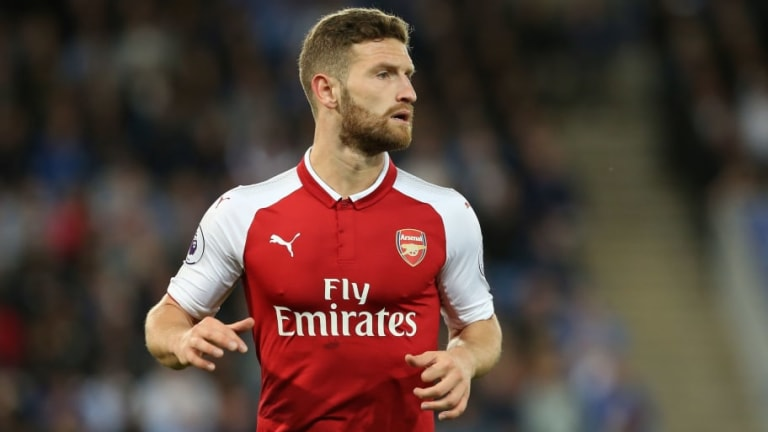 Arsenal's Shkodran Mustafi Linked With a Move to Juventus as Club Look to Bolster Defensive Options