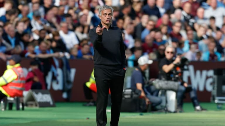 Man Utd Staff Believe That Jose Mourinho 'Could Be Sacked This Week' After West Ham Defeat