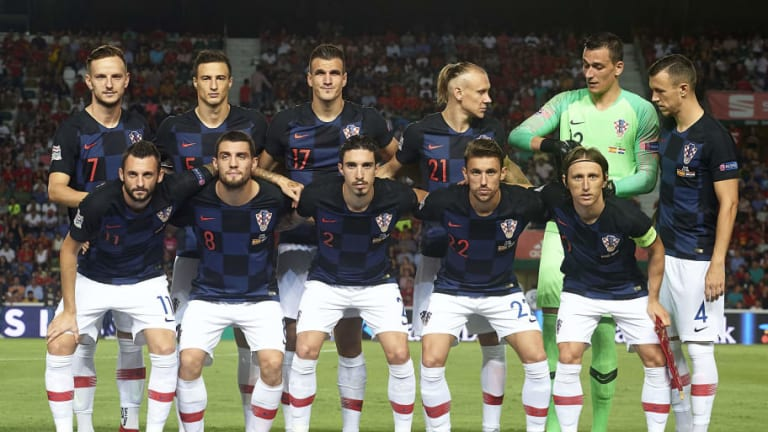 Spurs & Arsenal Scout Croatia Star as Premier League Sides Keep Tabs on Belgium-Based Giant