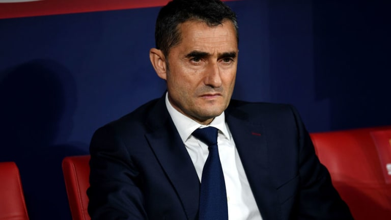 La respuesta de Valverde al ser preguntado sobre su futuro