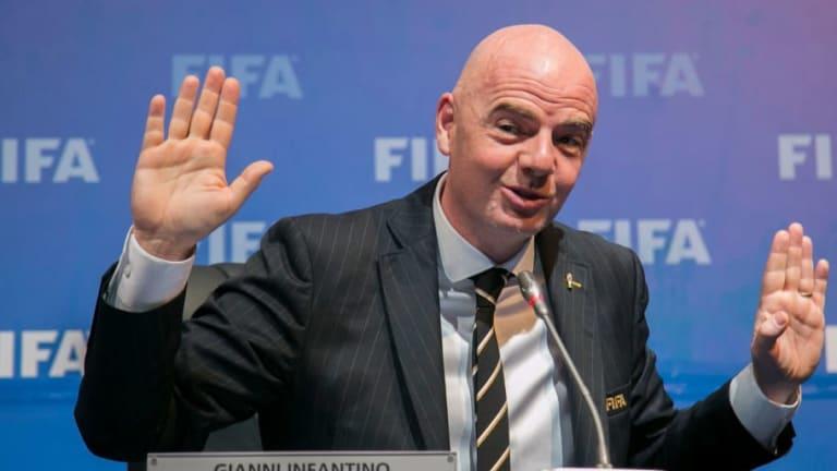 La FIFA prohíbe que el partido de LaLiga se juegue en Miami