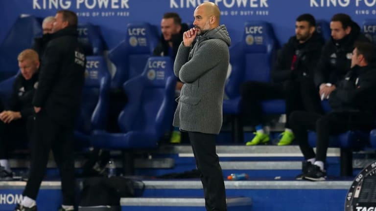 Man City Set to Be Without Several Key Players for Crucial Southampton and Liverpool Games