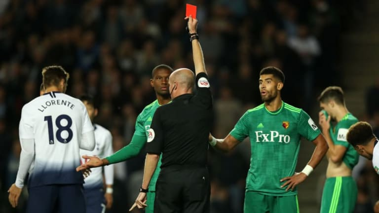 Watford's Christian Kabasele Free to Face Arsenal on Saturday After FA Rescinds Red Card