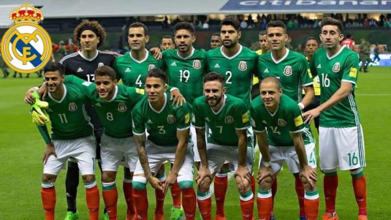 NO ES EL LOZANO   El otro crack de la selección mexicana que Lopetegui quiere para el Real Madrid