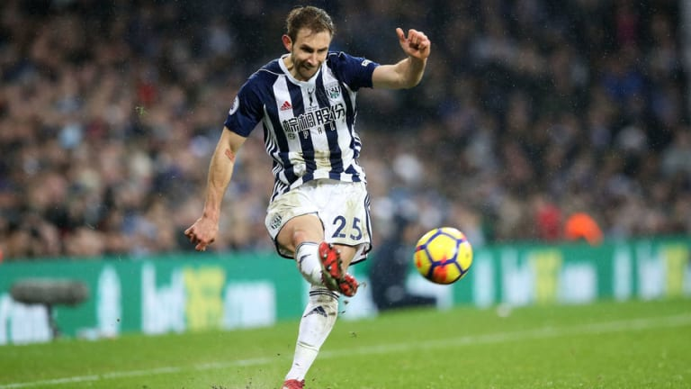 Host of Premier League Sides Look to Land West Brom Defender Craig Dawson as Baggies Face Relegation