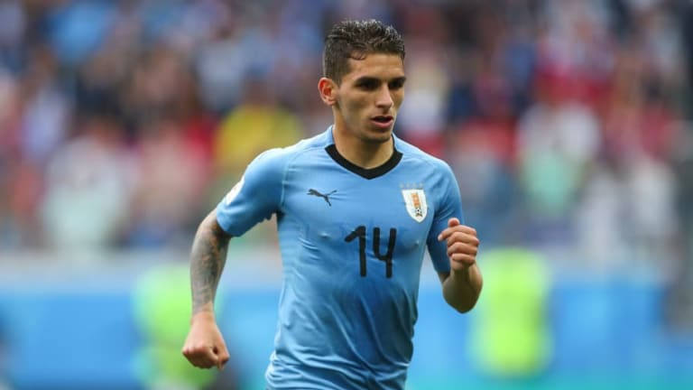 Lucas Torreira's Agent Reveals the Clubs Arsenal Beat to the Signing of Uruguay Star